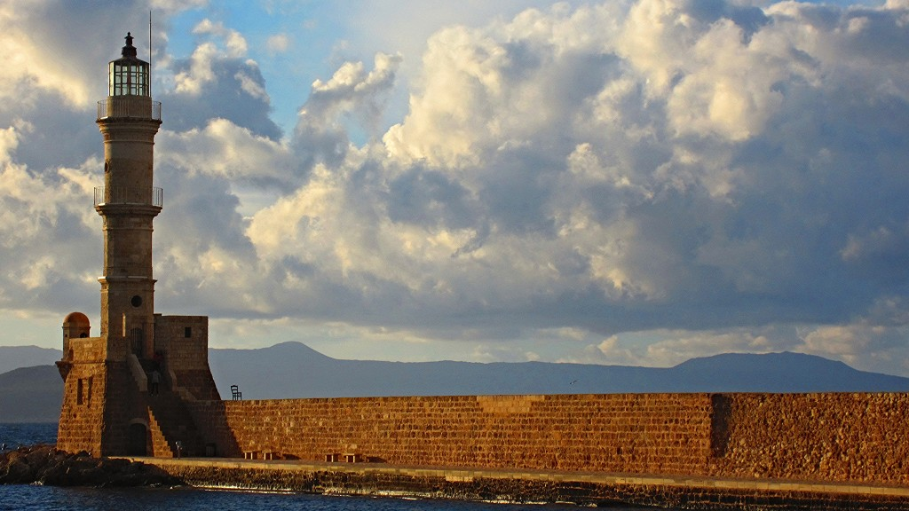 Фото Египетского маяка в Ханье