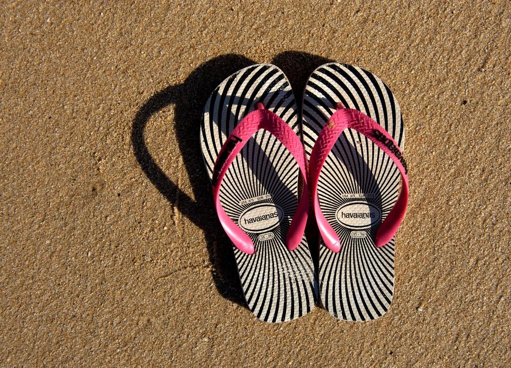 Фото обуви для отдыха у моря
