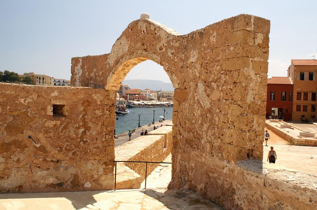 Фото форта Фирка