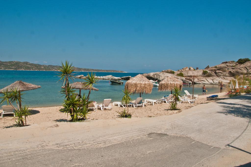 Фото пляжа в Халкидики