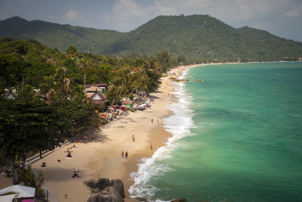 Фото пляжа Ламай.
