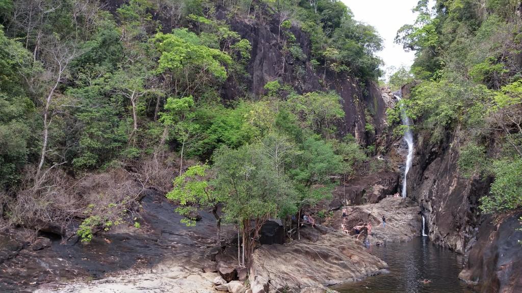 Фото водопада Клонг Плу на острове Ко Чанг