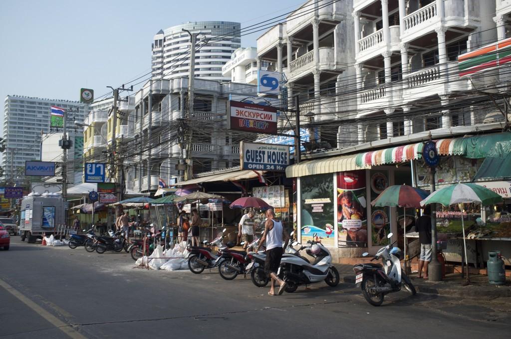 Фото района Джомтьен в Паттайе