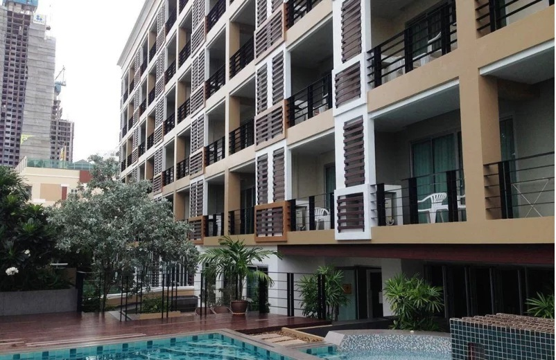 Фото отеля August Suites Pattaya