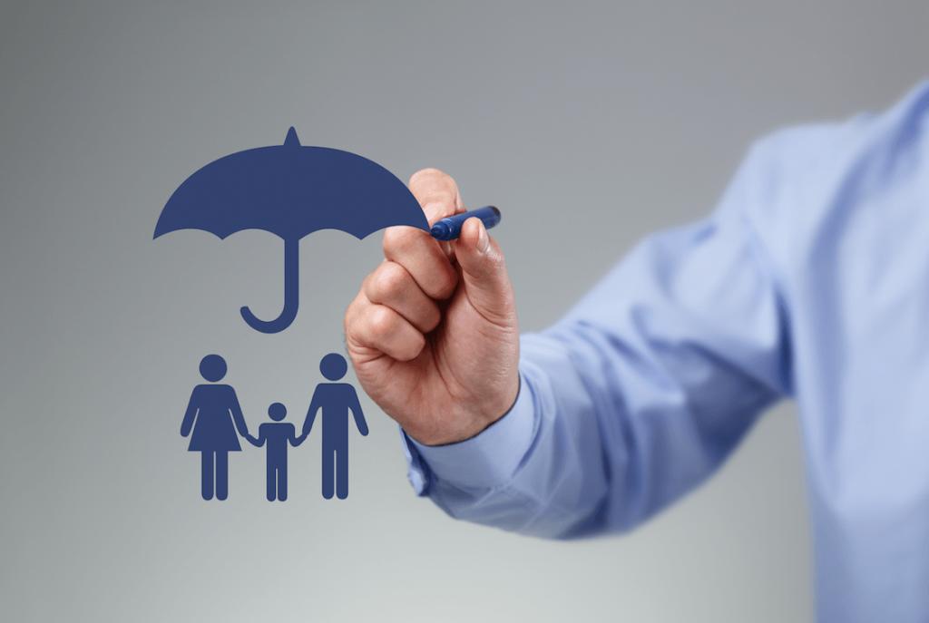 Фото страхования семьи
