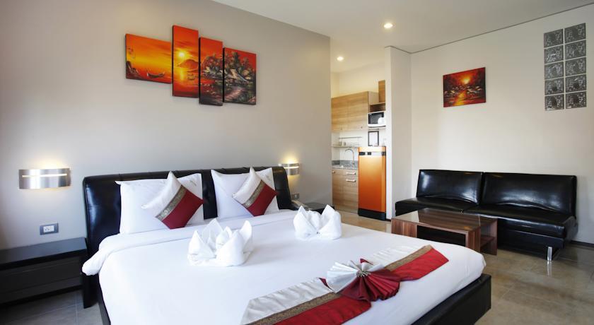 Фото отеля U Sabai Living Hotel