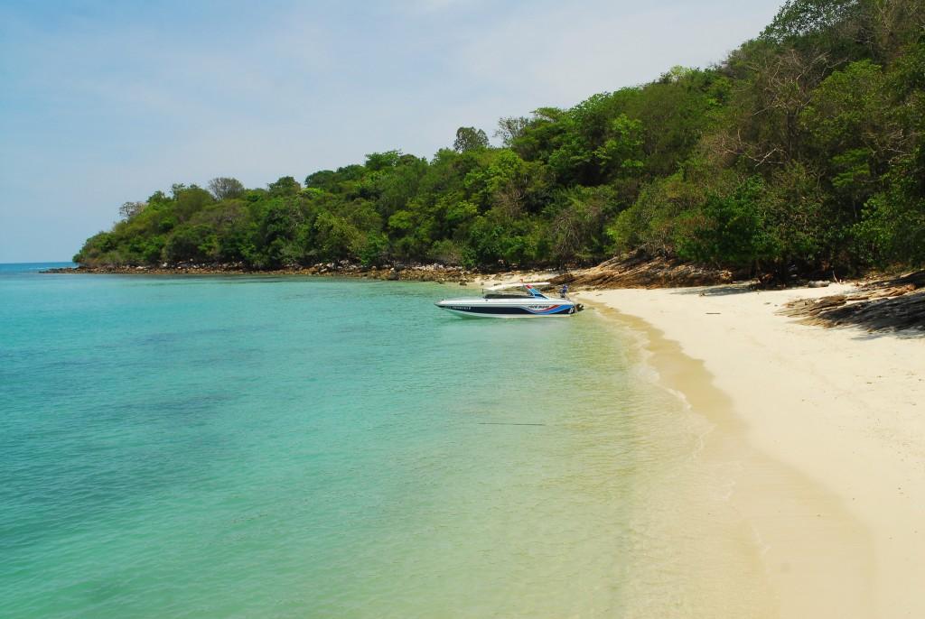Фото пляжа на острове Самет
