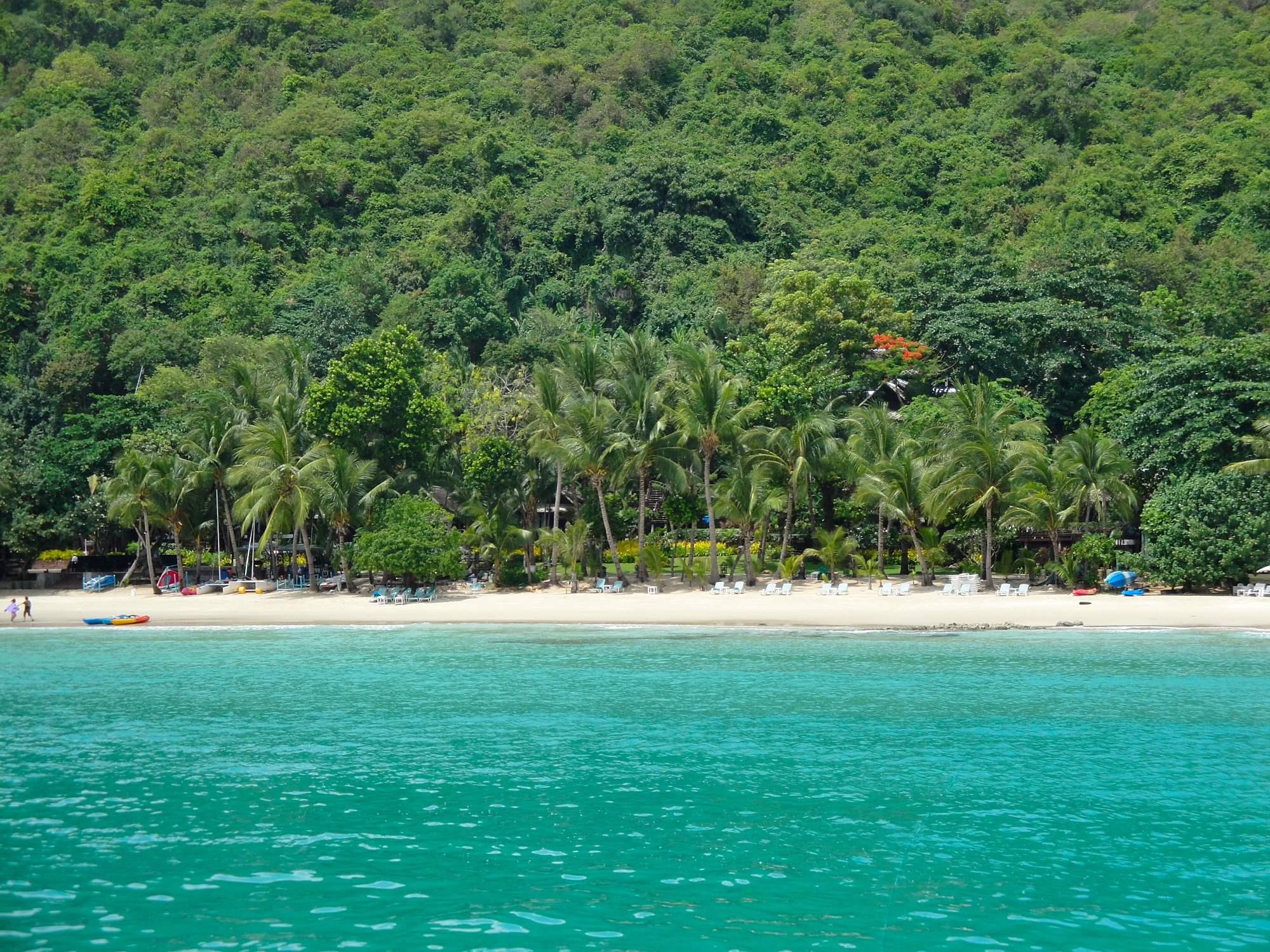 Фото острова Самет