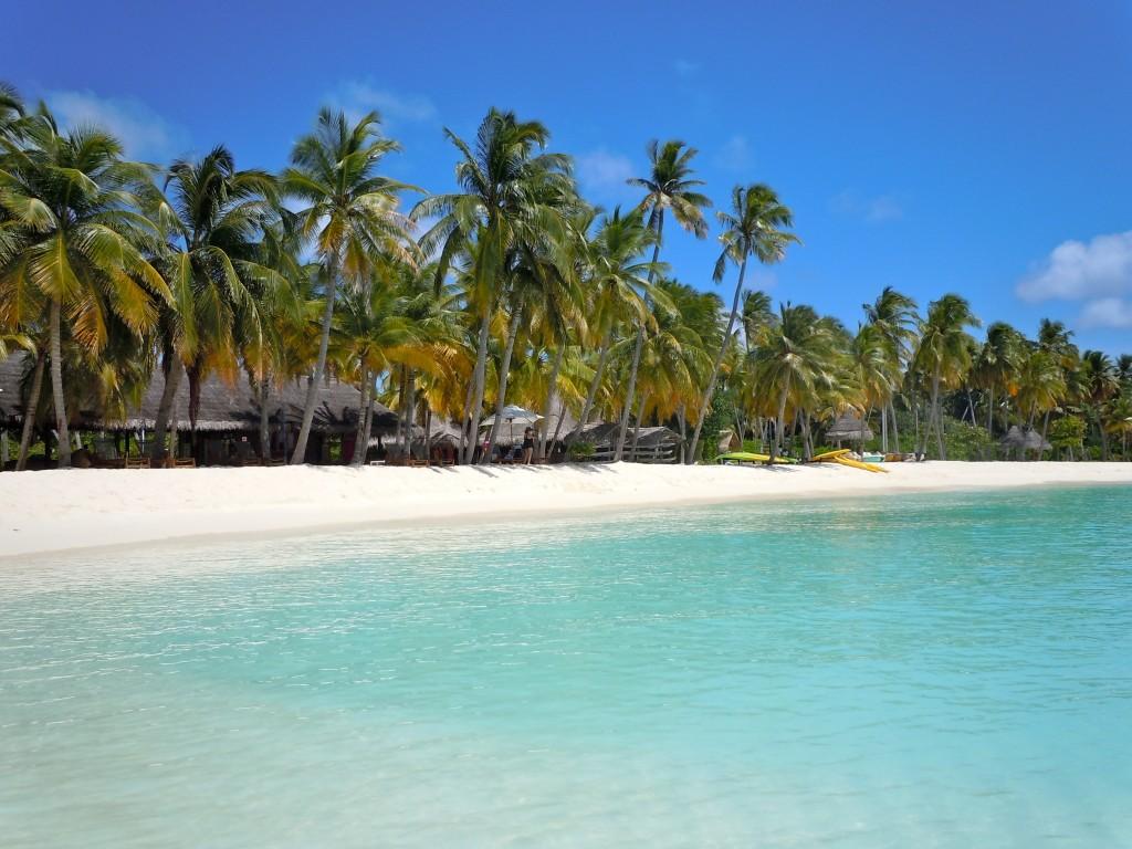 Фото Мальдивских островов.