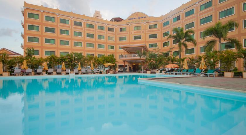Фото отеля Golden Sand Hotel