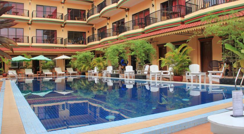 Фото отеля Grand Sihanouk Ville