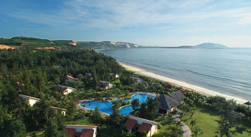 Фото отеля Pandanus Resort