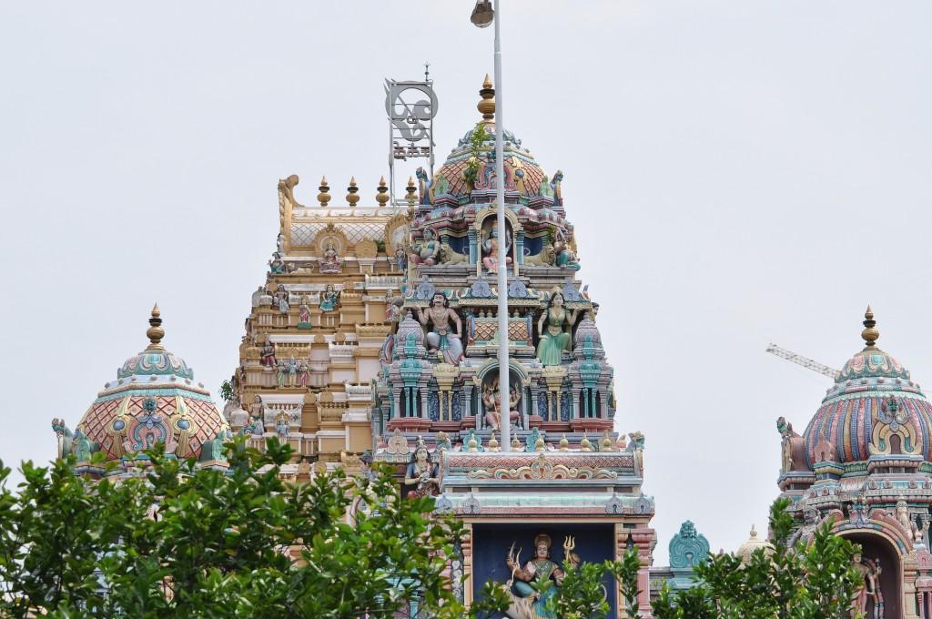 Фото храма Arulmigu Sri Bala Murugan.