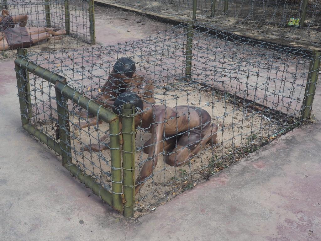 Фото тюрьмы-музея Cay Dua