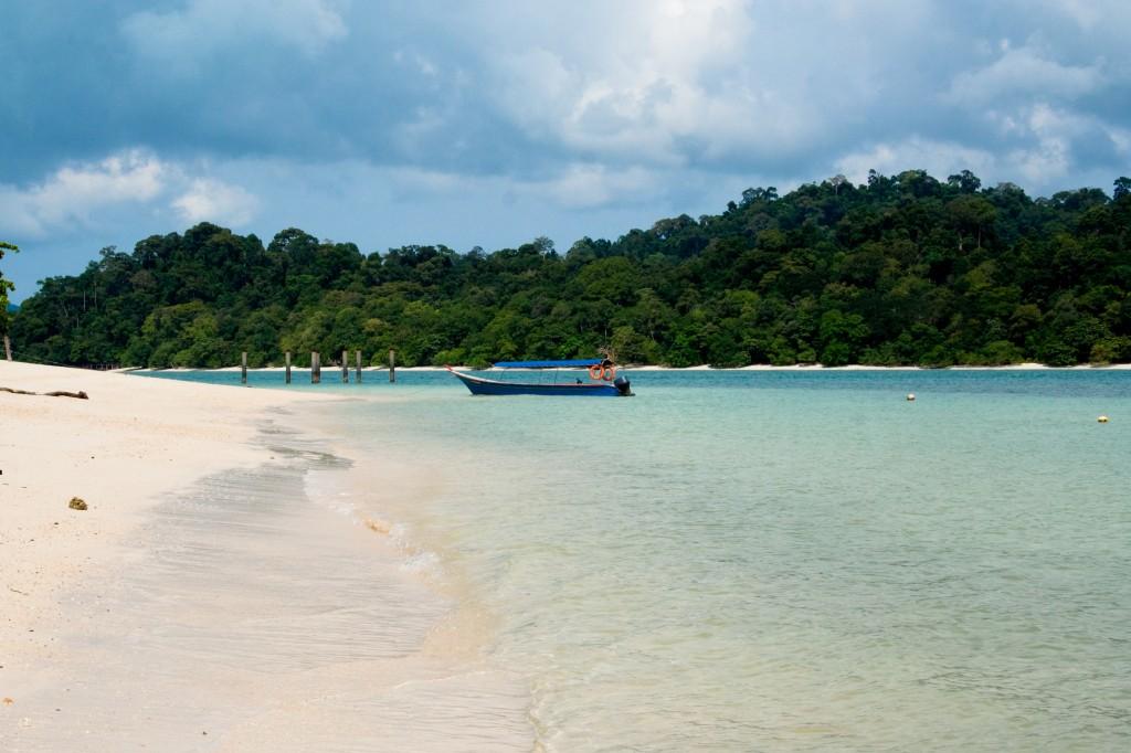 Фото пляжа на острове Лангкави