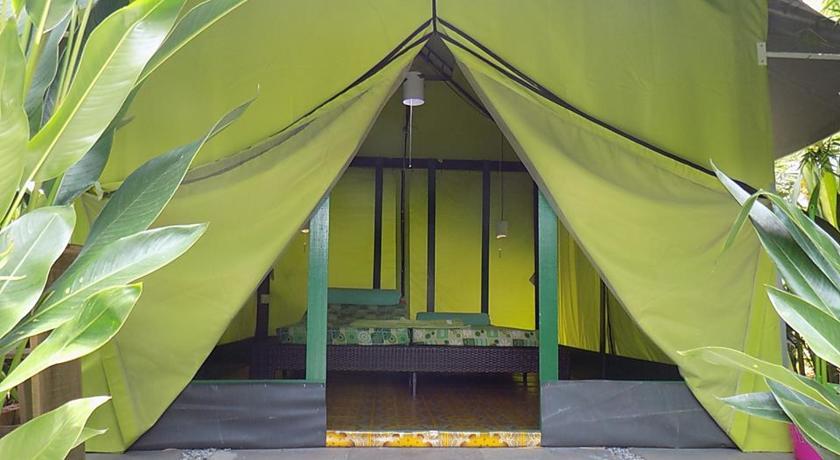 Фото палатки в отеле T Star Cottage Langkawi